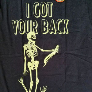 Funny T shirt That Glows In The Dark
